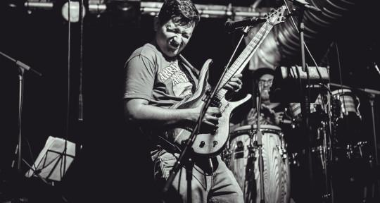 Guitar Player/Producer/Compose - Juan Restrepo