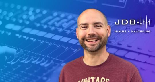 Engineer | Producer | Musician - Jon David Butler