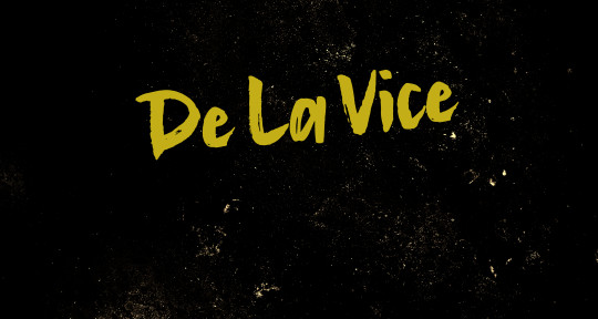 Music Producer - De La Vice