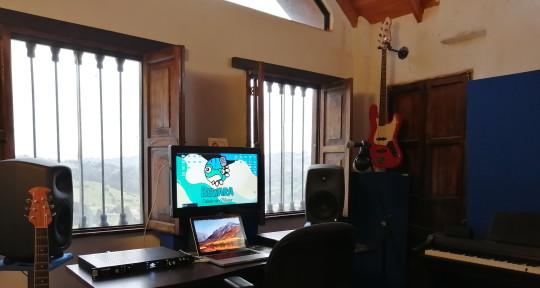 Recording, mixing, mastering - Bewara Estudio
