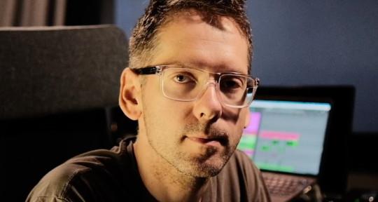 Mixing and mastering engineer  - 5dB Ride / mixattic / Jack