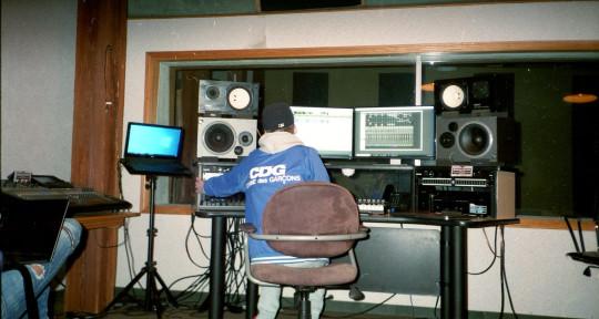 Engineer, Producer, Songwriter - Wes Ryan