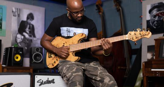 Bass Player, Beat Maker ,  - Darion Alexander