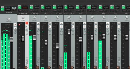 Mixing and Mastering - Antoan Bozhkov