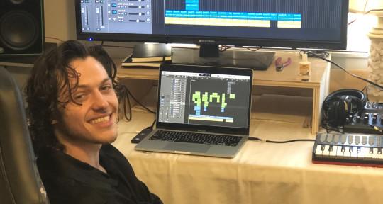 I am a session musician - Daniel McBride