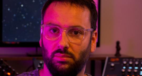 Producer / Composer / Mixer - Chris TD
