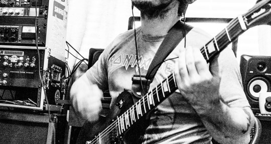 Mastering, Session Guitarist - Tully MacKay-Tisbert