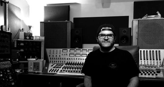 Mix Engineer - Anthony Maccioni