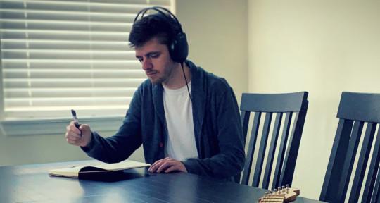 Session Guitarist - Jordan Hicks