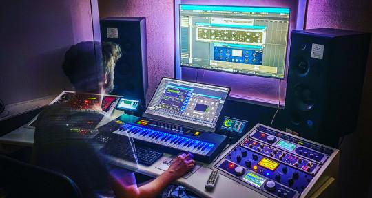 Mastering Studio since 2011 - Audiomatic Mastering