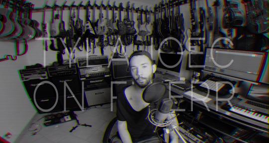 Music Producer, Track Finisher - Tyla-Joe Connett