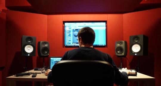 Mixing Engineer - Benjamin de Jong