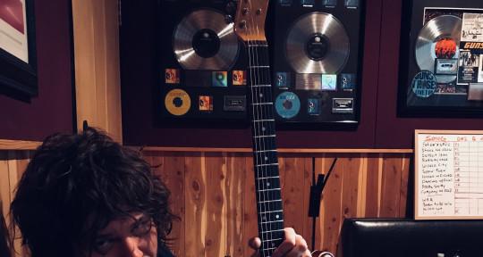 Guitarist,Producer, Songwriter - Robo H