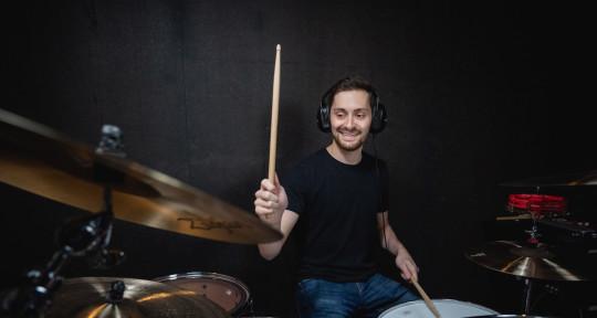 Studio Drummer, Percussionist - Dan Ainspan