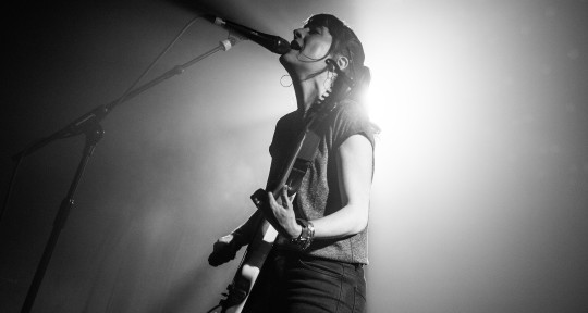 Vocalist - Sarah Howells