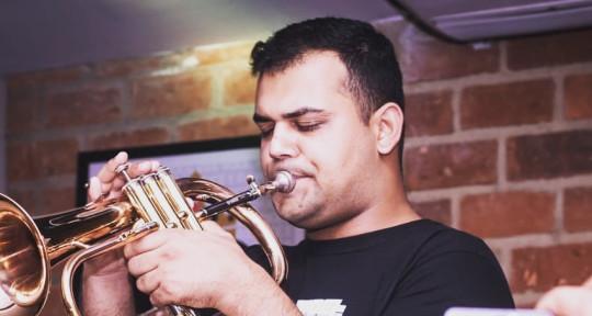 Trumpet/Flugelhorn, Arranger - Luiz Alves