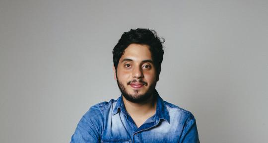 Music Producer and Guitarist - Vinicius Faina