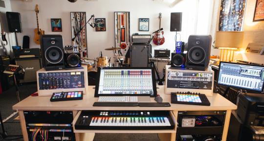 Recording and Media Production - Beacon AV Lab