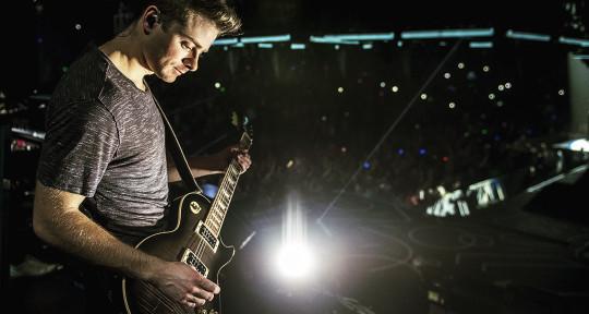 Session Guitarist & Producer  - Dan Richards