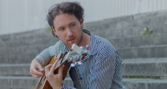 Singer / Songwriter / Producer - Cormac McMorrow