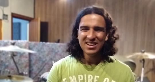 Drummer + Engineer + Producer - Ariomester Daniel