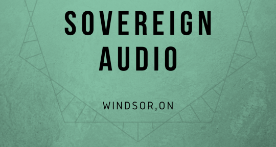 Recording Studio, Mixing - Sovereign Audio