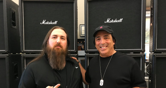 Producer/Engineer, Guitarist - Mike (Lamentor) Walter