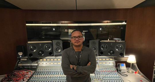 Mixing & Mastering Engineer - Guillermo Montalvan