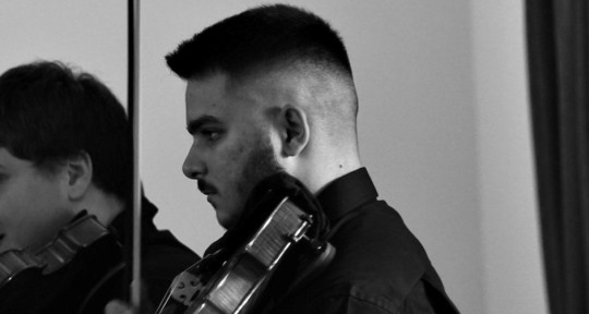 Composer, Producer, Violinist - Lampis