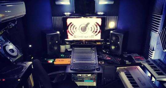 Remote Mixing & Mastering - Echo Base Studios