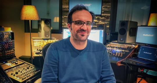 MiX - Mastering - Sound Design - Sabino Cannone