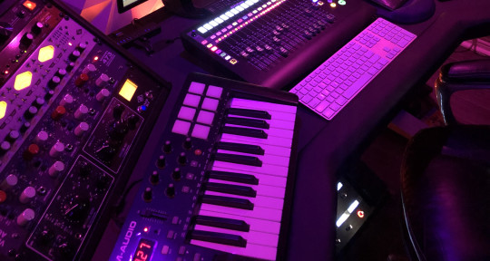 Mix Engineer - Paul Gigliotti