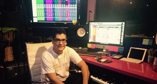 Pianist, Music Producer - Diego Gómez