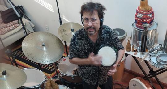 Percussion, Drummer, Producer - Emilio Martins