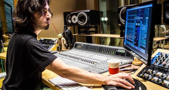 Studio Mix and Master Engineer - Mariano Ast