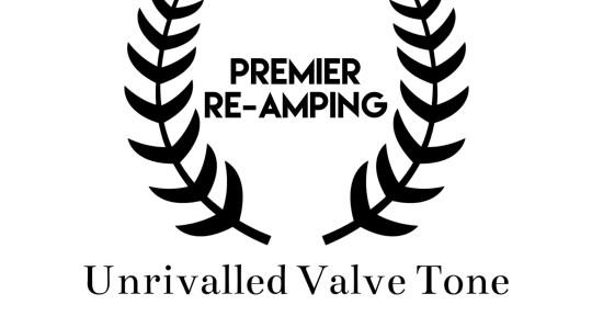 Valve Guitar Track Re-amping - Premier Re-amping