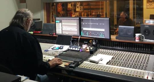 Recording Studio - Stockport Sound Studio
