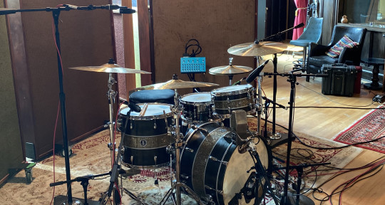 Drums and Beats, Remote Mixing - Lee Allen