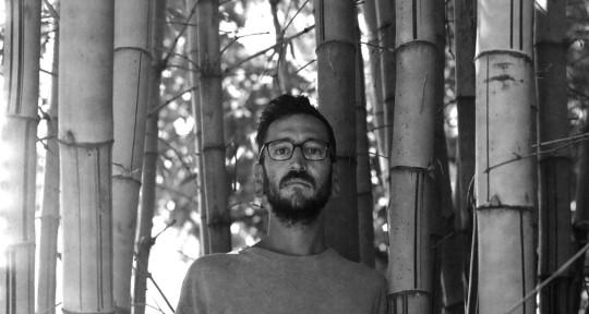 Sound artist, Drummer - Guy Fleisher