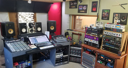 Mix Engineer - Jeff Weed (Sonic Environments)