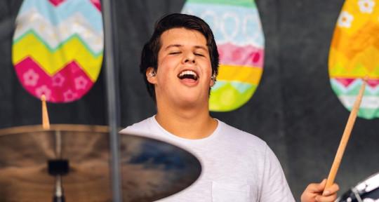 Session Drummer - Steven Ron