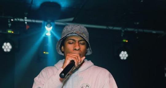 Rapper - Lil Kay