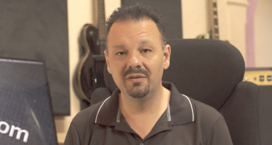 Mix & Mastering Engineer  - Andreas Campobasso