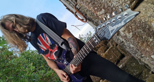 Session Musician - The Warrior