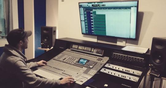 Audio Producing and mixing - Alberto Mixmaster