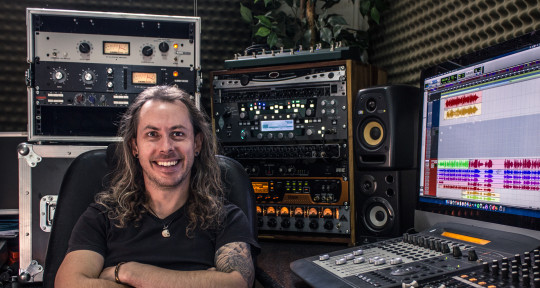 Producer, Mixer, Session Work - Marius Van Wyk