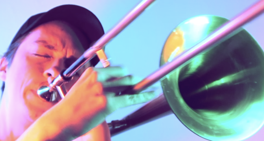 Trombonist - Jesse Smelley