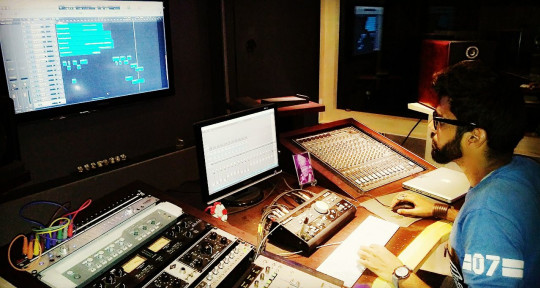 Sound effcts, foley, Mixing - Dayananth