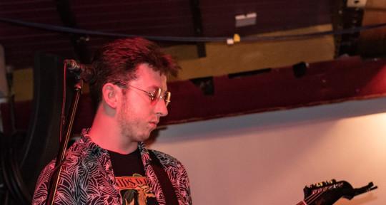 Session musician & Songwriter  - Neil Goss