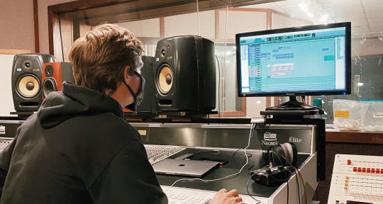 Mixing and Mastering - Cole Jamison